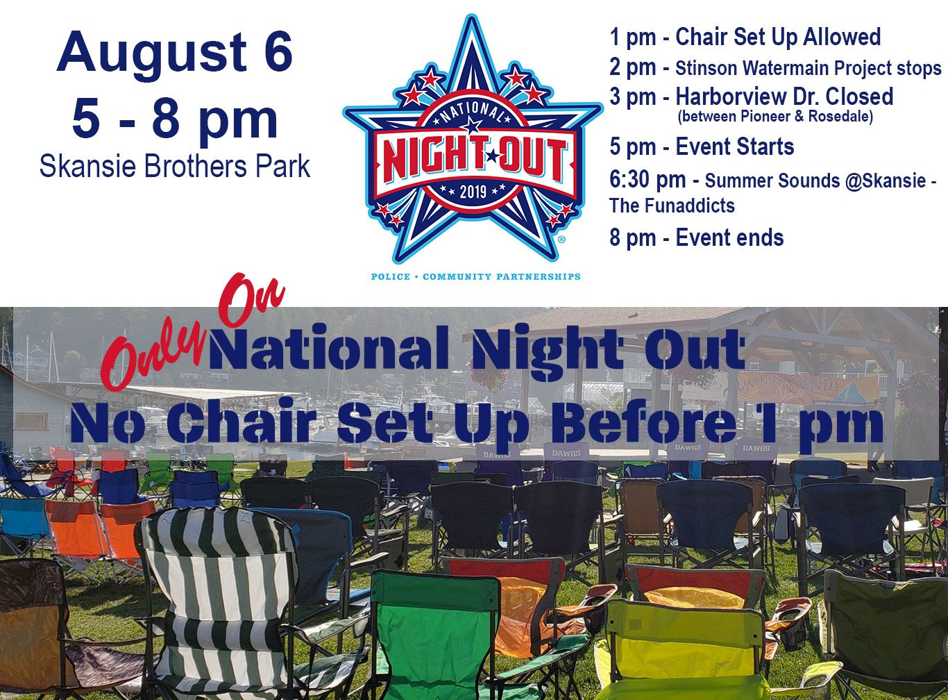 National Night Out music